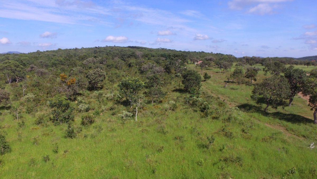 Vista Aérea Imobiliária de Pirenópolis