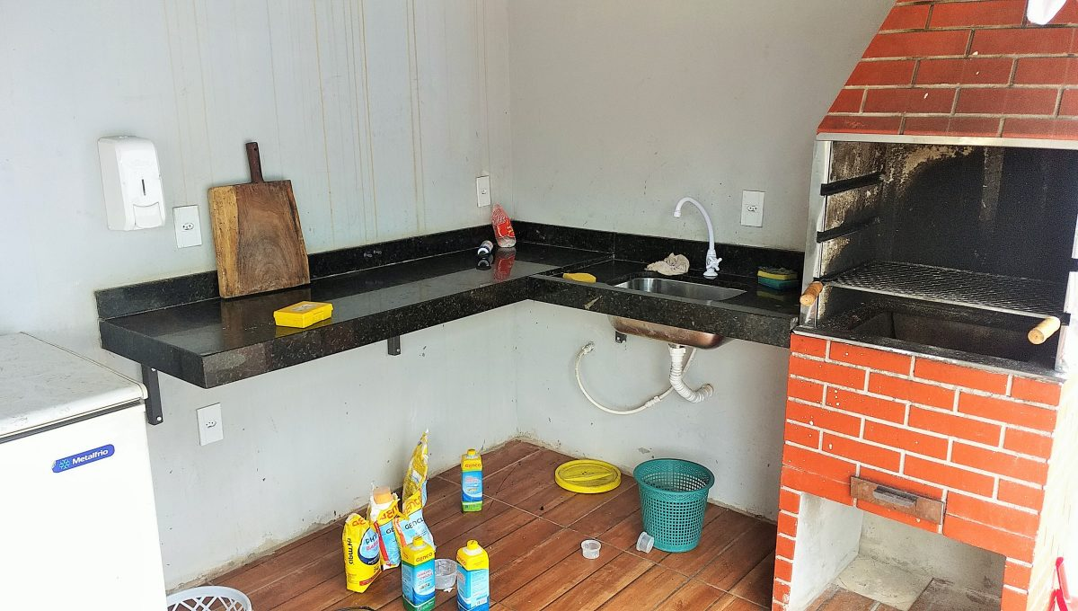 Casa com Piscina em Pirenópolis
